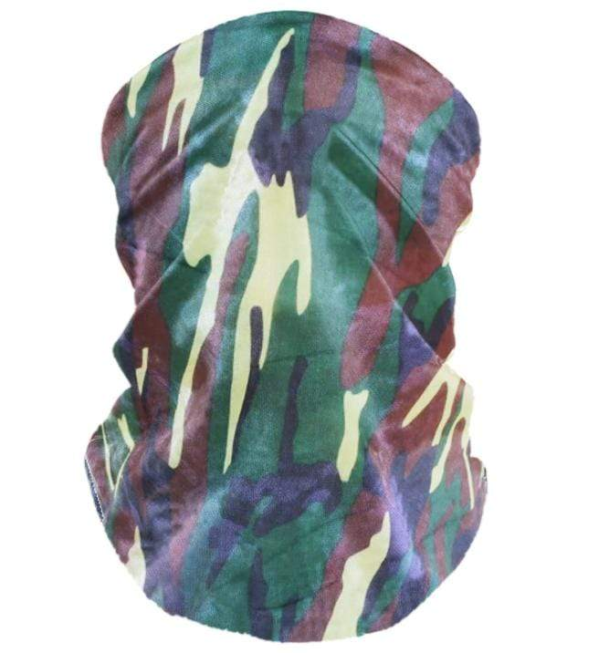 Unlimited Beauty Care Masks Scarf 1 Camouflage Tube Scarf Bandana Mouth Face Mask Neck Cover
