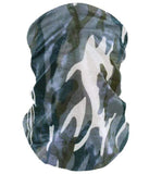 Unlimited Beauty Care Masks Scarf 3 Camouflage Tube Scarf Bandana Mouth Face Mask Neck Cover