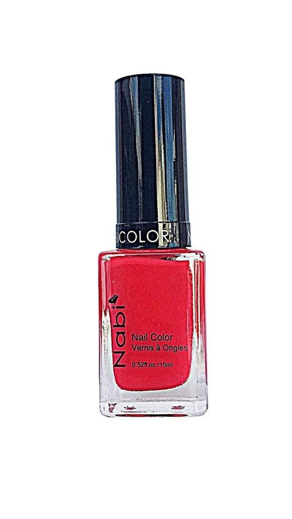 Nabi Cosmetics Nail Polish Nabi Cosmetics - Angel Red Nail Polish
