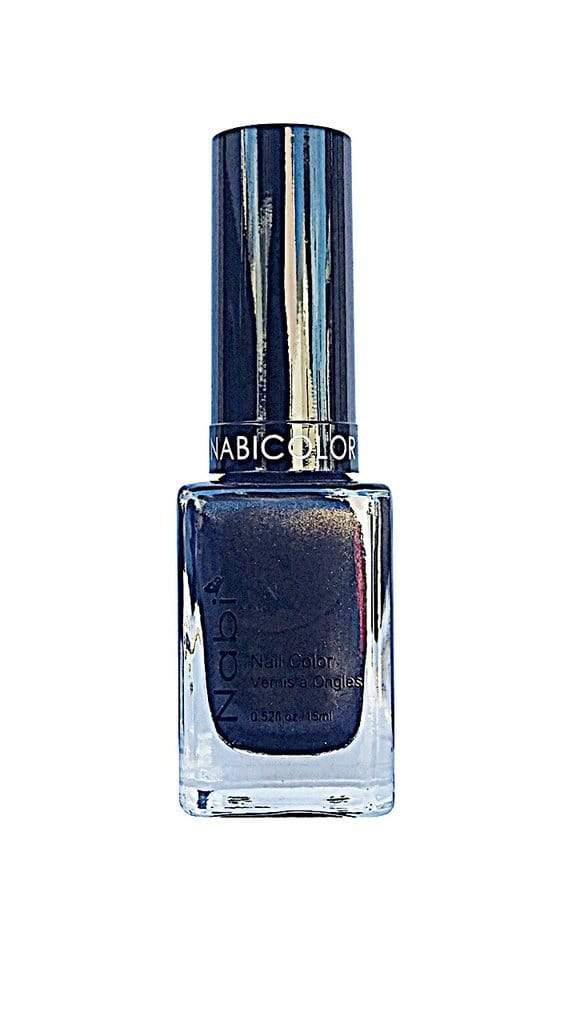 Nabi Cosmetics Nail Polish Nabi Cosmetics - Charcoal Polish