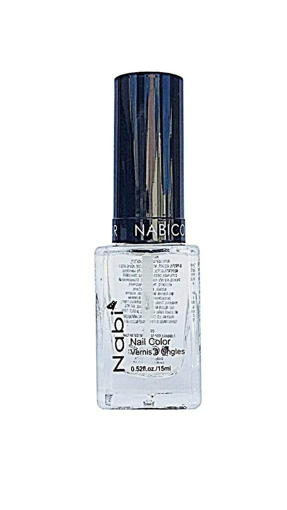Nabi Cosmetics Nail Polish Nabi Cosmetics - Clear Nail Polish