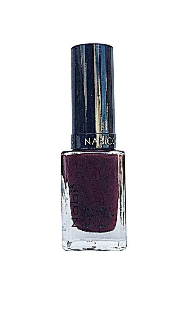 Nabi Cosmetics Nail Polish Nabi Cosmetics - Dark Plum Nail Polish