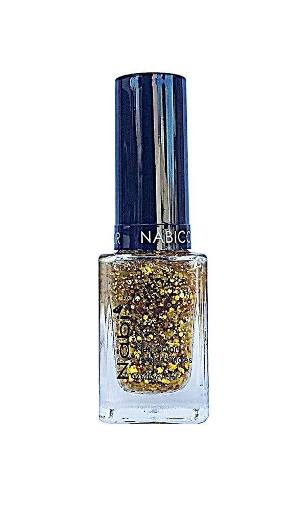Nabi Cosmetics Nail Polish Nabi Cosmetics - Gold Big Ball Polish