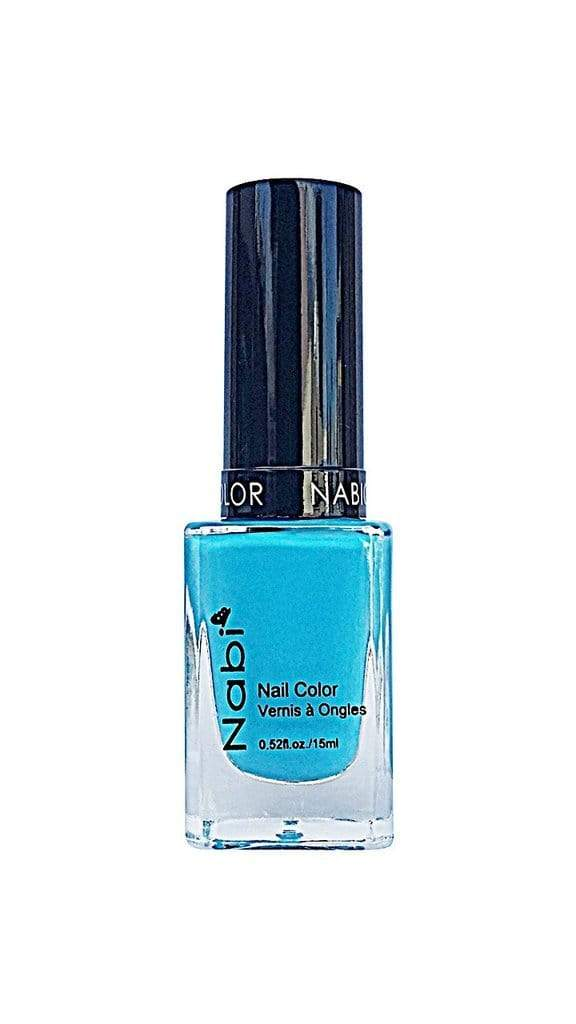 Nabi Cosmetics Nail Polish Nabi Cosmetics - Light Blue Nail Polish