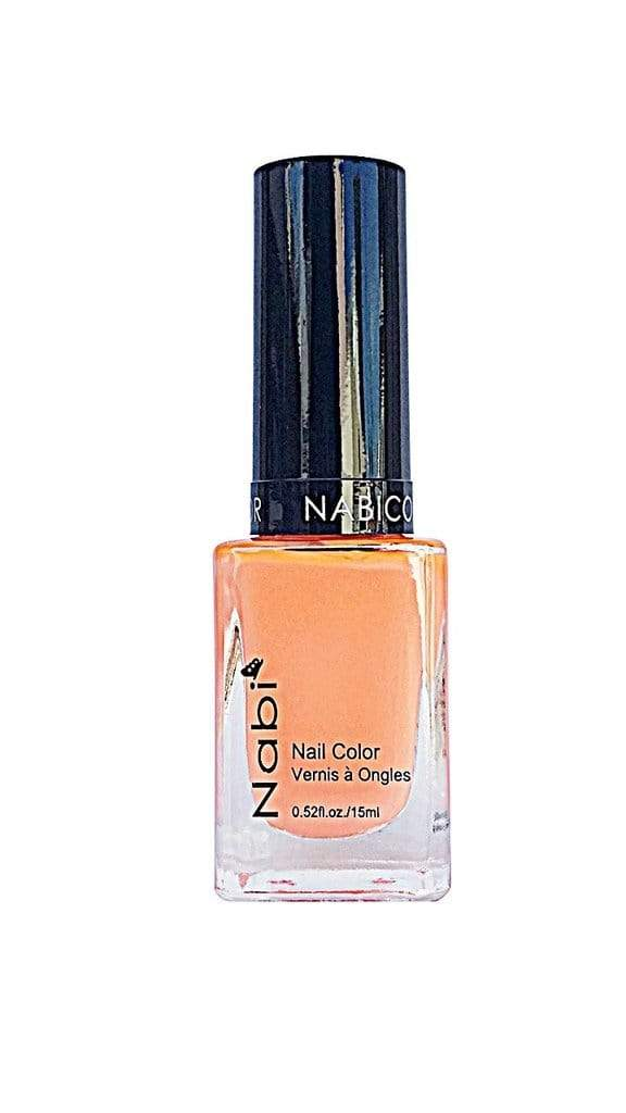 Nabi Cosmetics Nail Polish Nabi Cosmetics - Summer Orange Polish