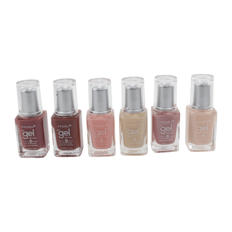 Nabi Cosmetics Nail Polish Nabi Gel Nail Polish