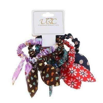 Unlimited Beauty Care Scrunchies 3 Assorted Hair Scrunchies