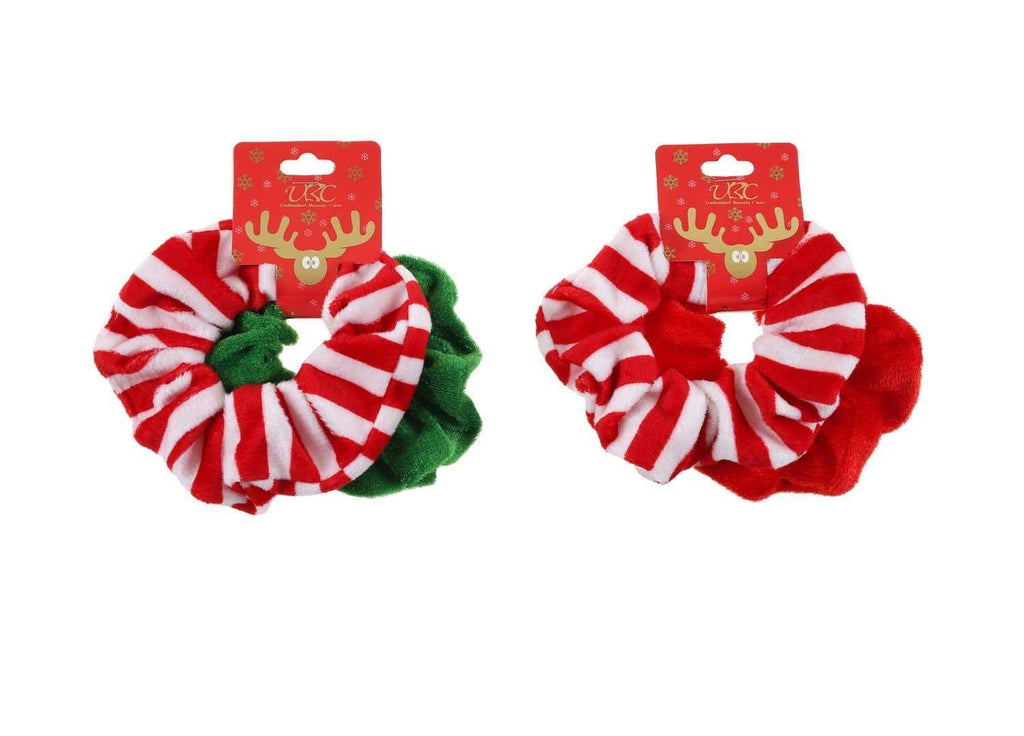 Unlimited Beauty Care Scrunchies Christmas Scrunchies (2 pieces)