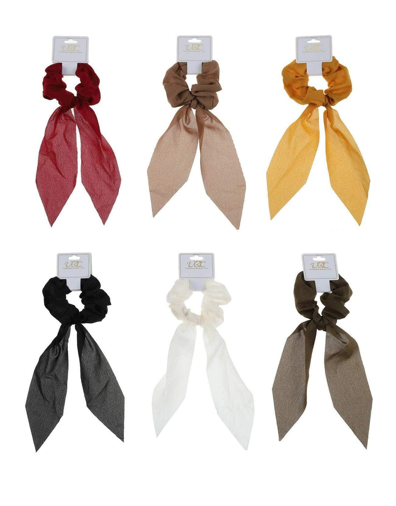 Unlimited Beauty Care Scrunchies Multicolor Pony Scarf