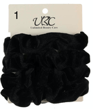 Velvet Scrunchies - 4 pack