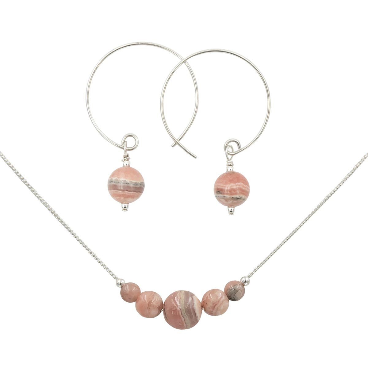Earth Song Jewelry ~ The Colorado Rhodochrosite Collection