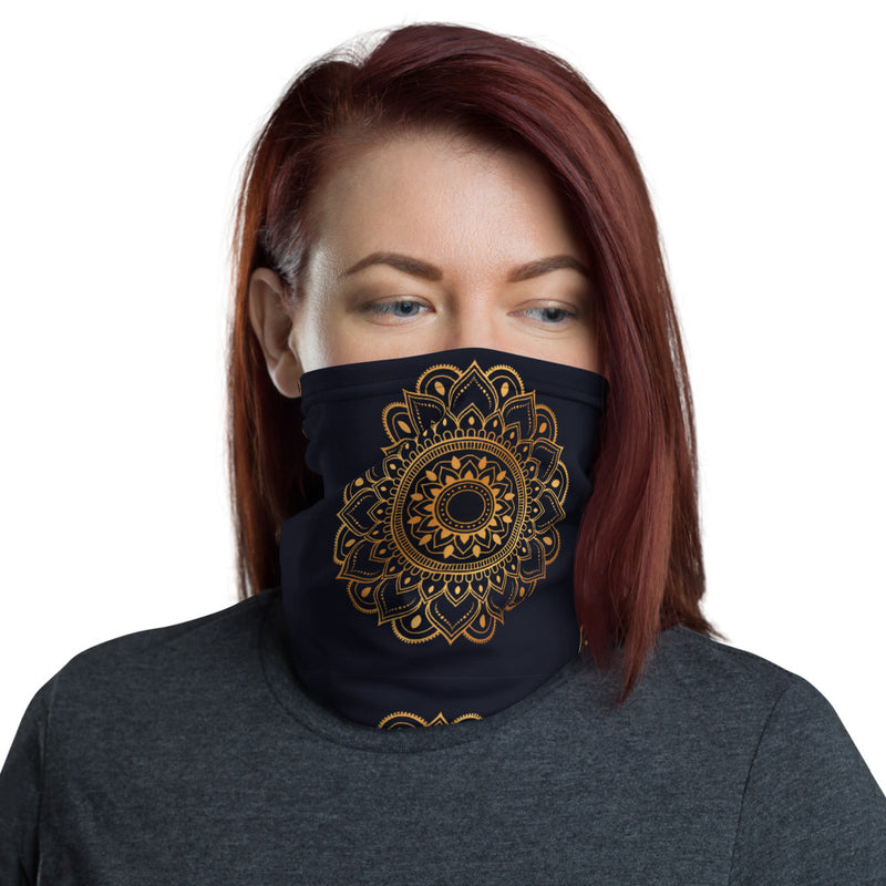 Mandala Face Mask