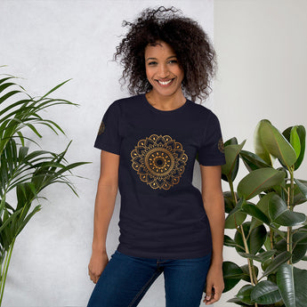 Golden Mandala Shirt