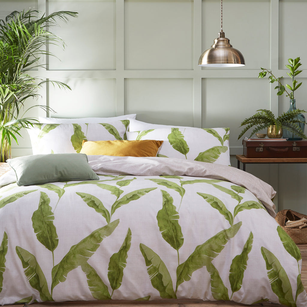 Plantain Duvet Cover Set