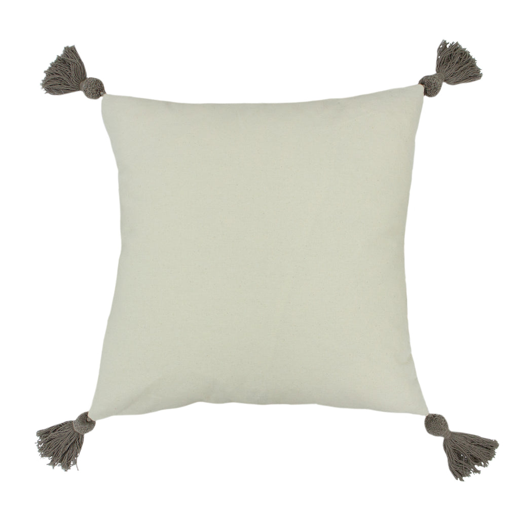 Ezra Cushion in Grey