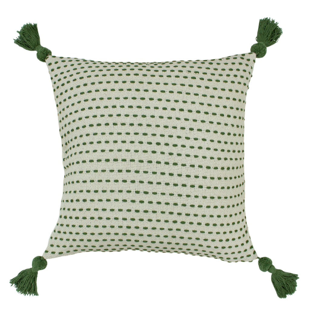 Ezra Cushion in Sage