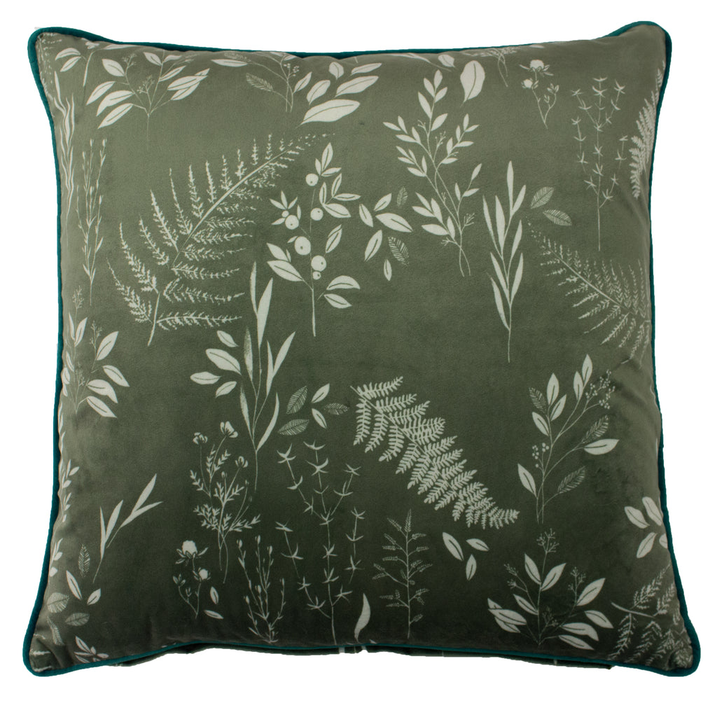 Fearne Cushion in Sage