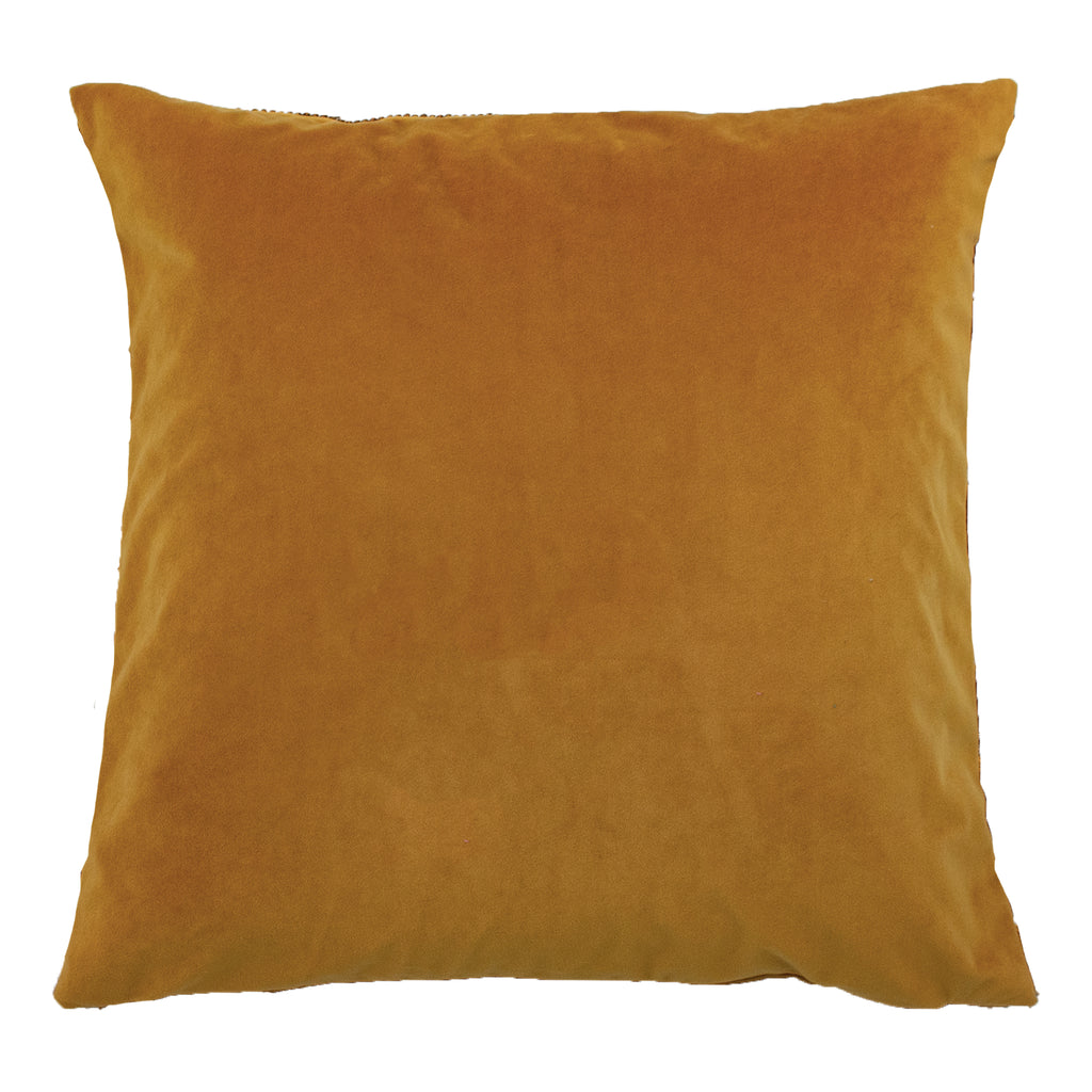 Flicker Cushion in Gold