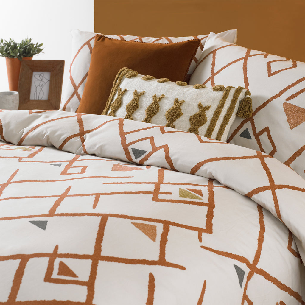 Inka Duvet Cover Set