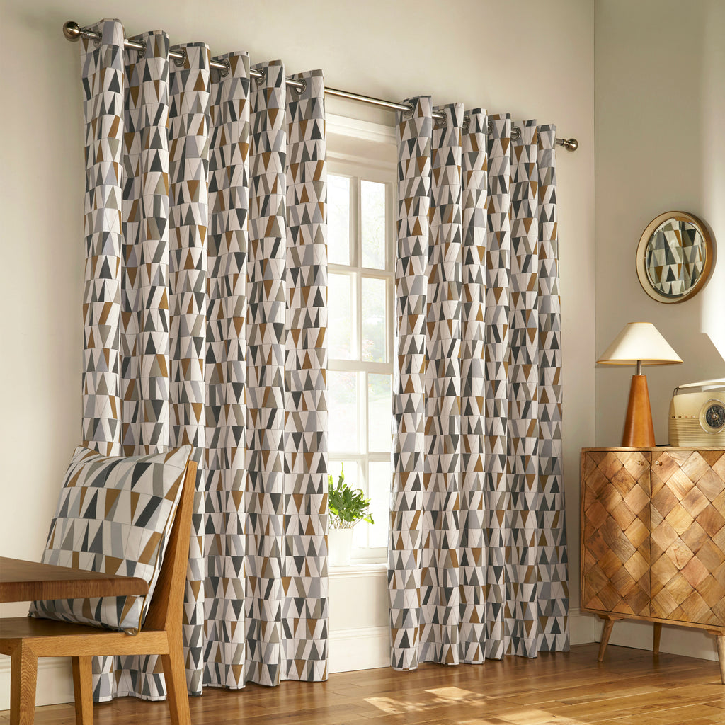 Reno Eyelet Curtains