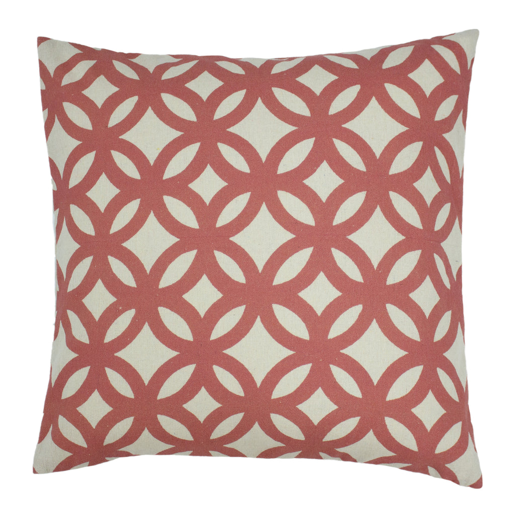 Rocco Cushion in Berry