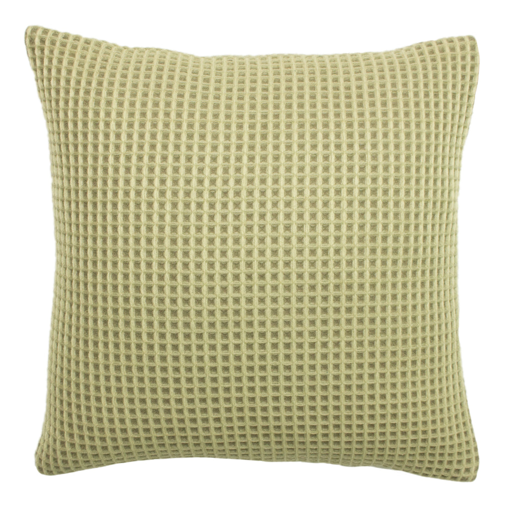 Rowan Waffle Cushion in Natural