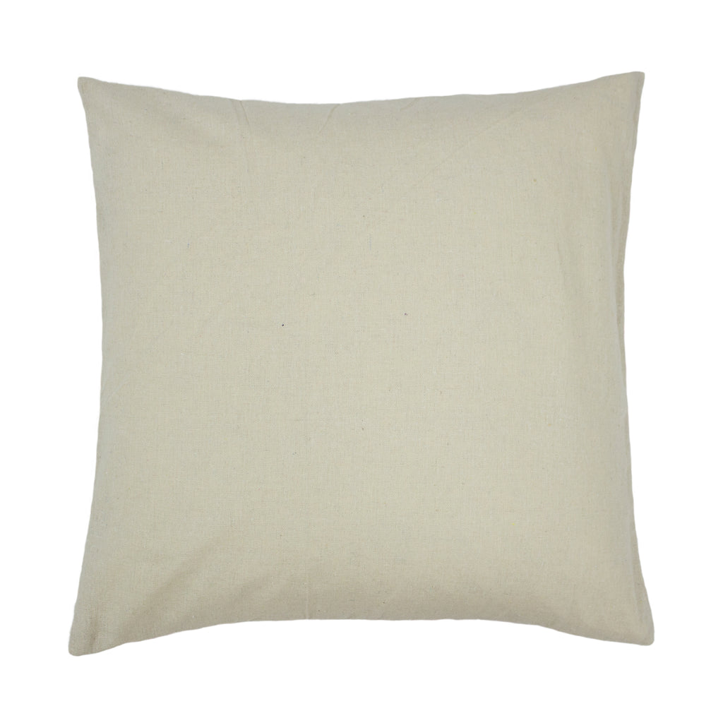 Rocco linen-look cushion reverse 45x45cm