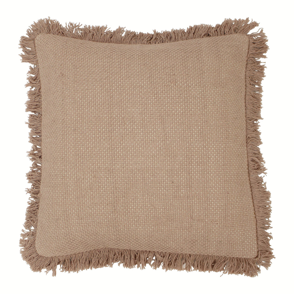 Sienna Cushion in Blush