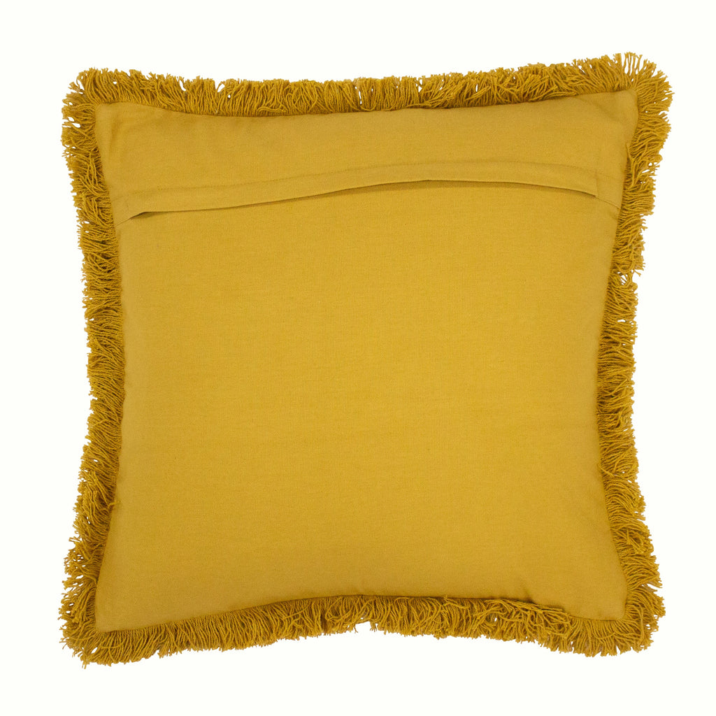 Sienna Cushion in Ochre