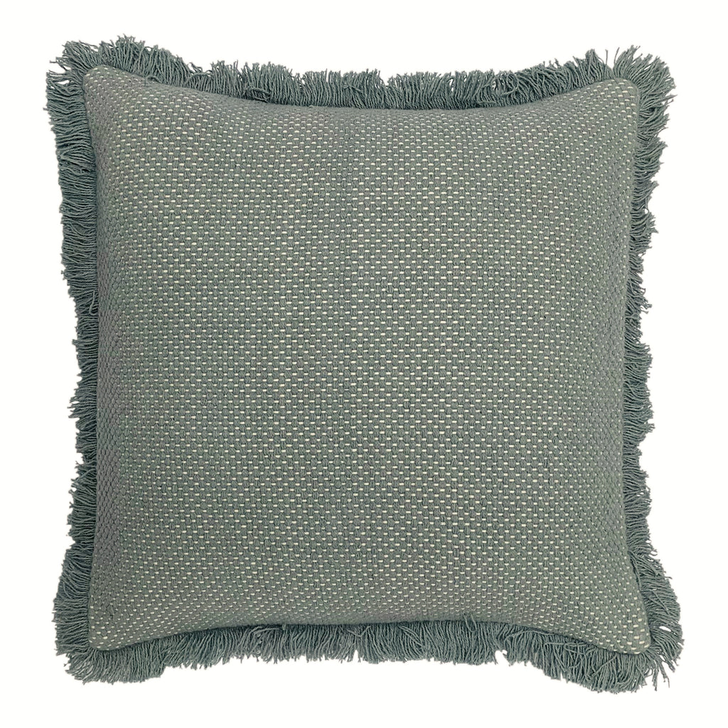 Sienna Cushion in Teal