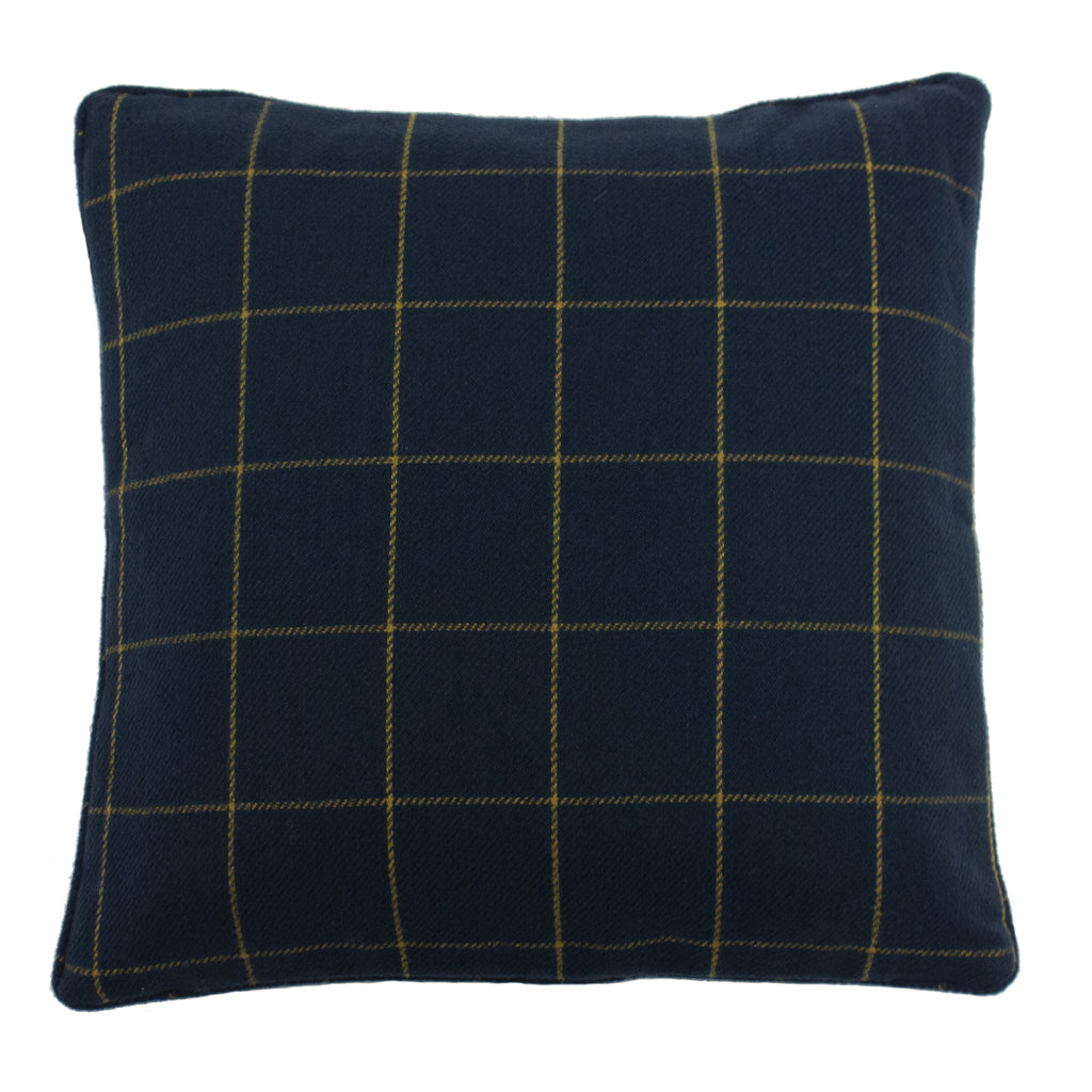 Ellis Cushion in Navy