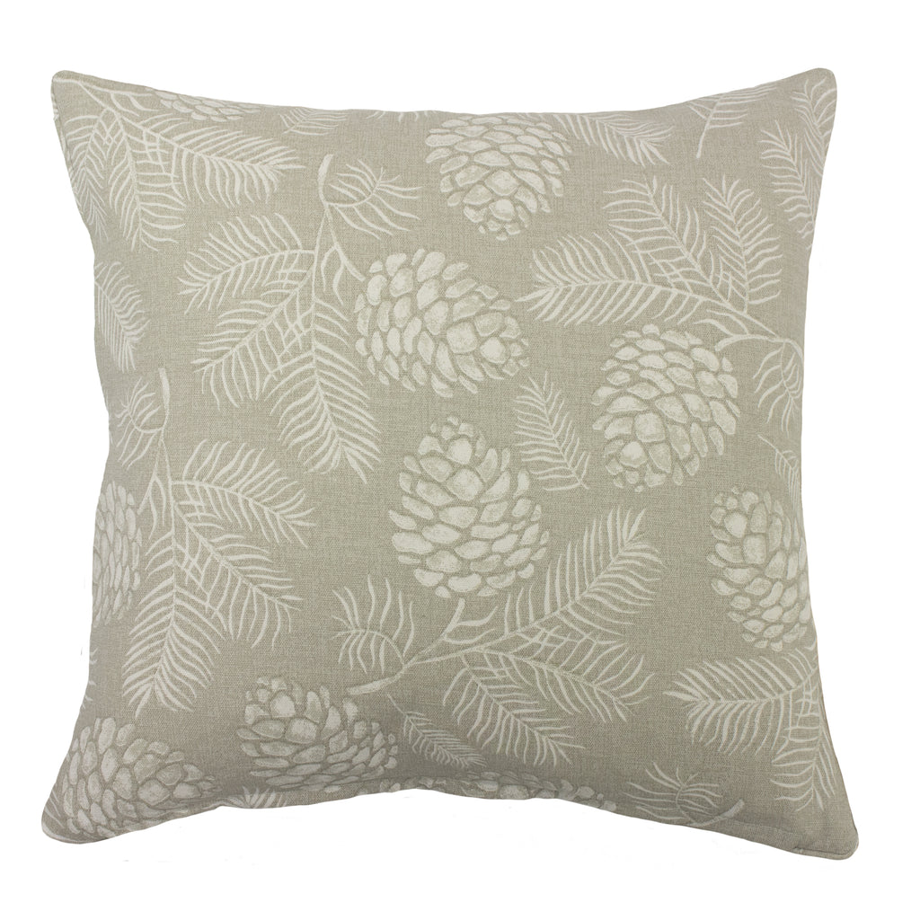 Irwin Cushion in Stone