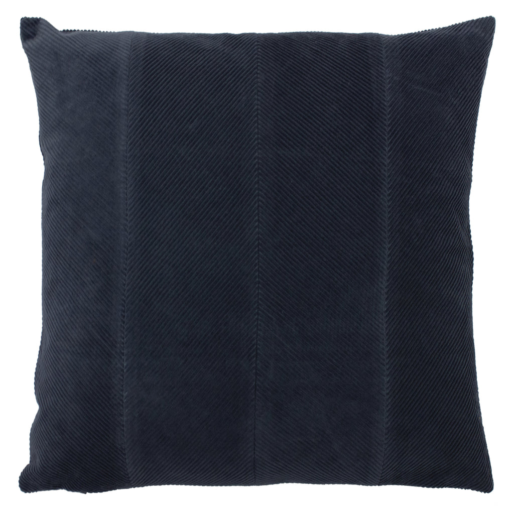 Jagger Cushion in Navy Blue