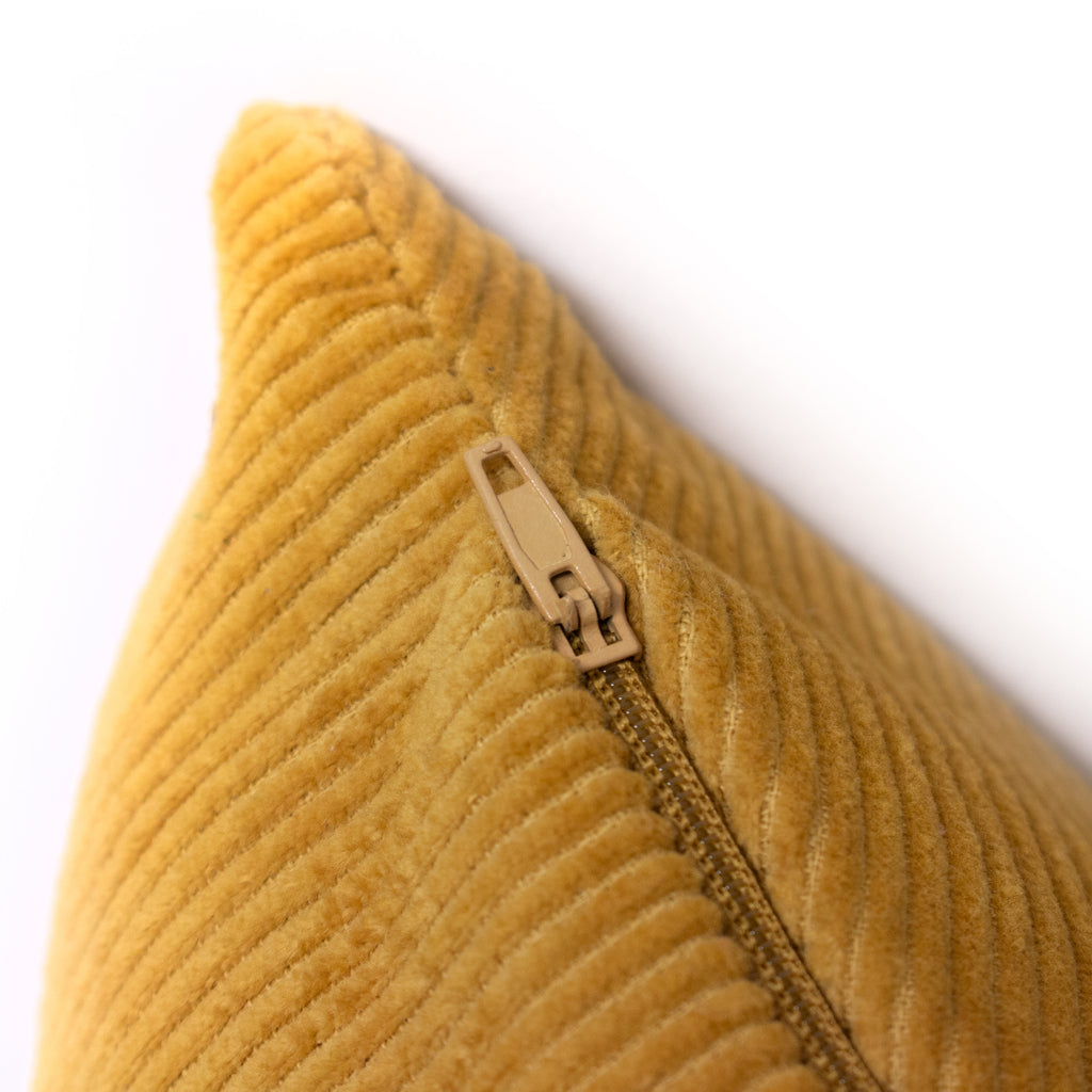 Jagger Cushion in Ochre