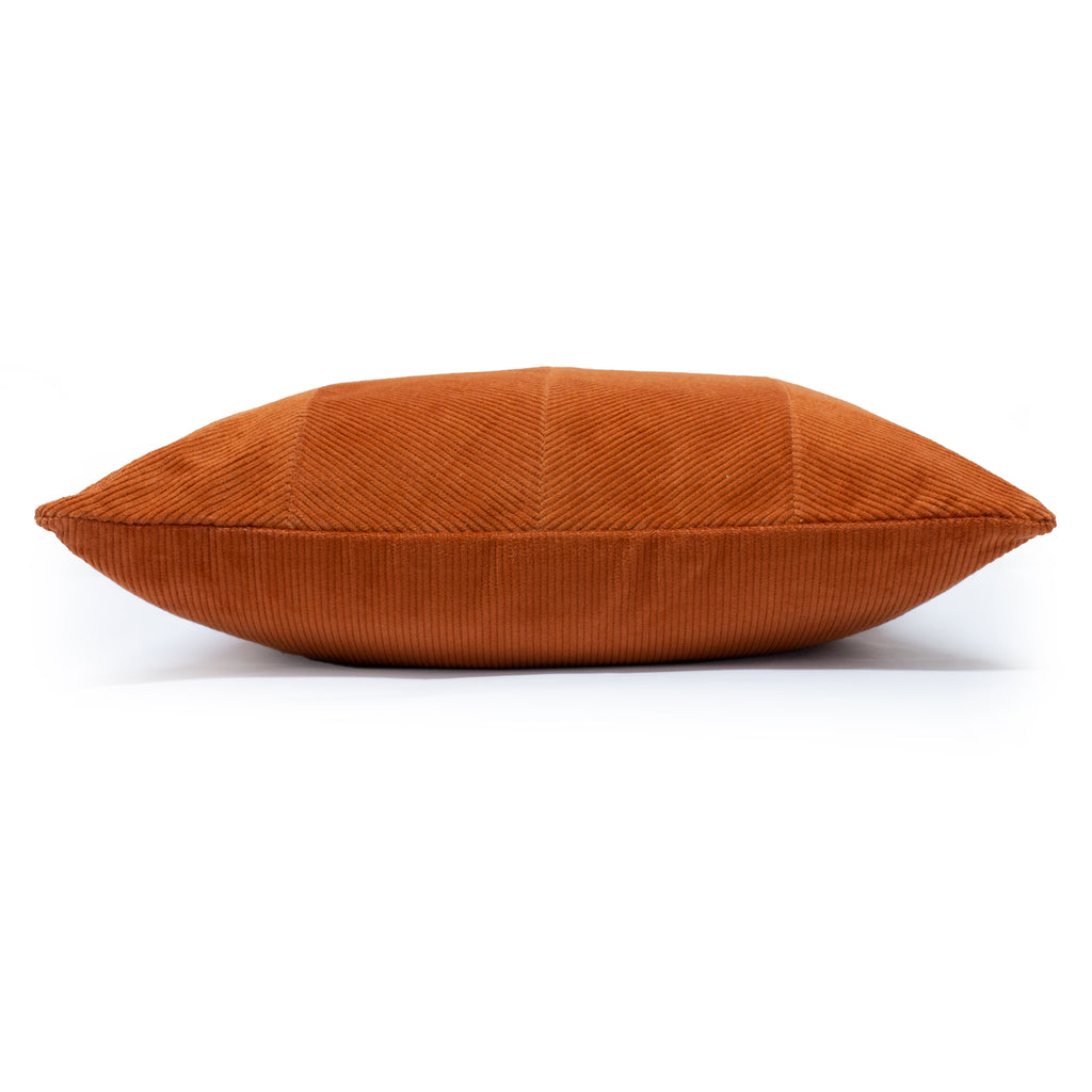 Jagger Cushion in Rust