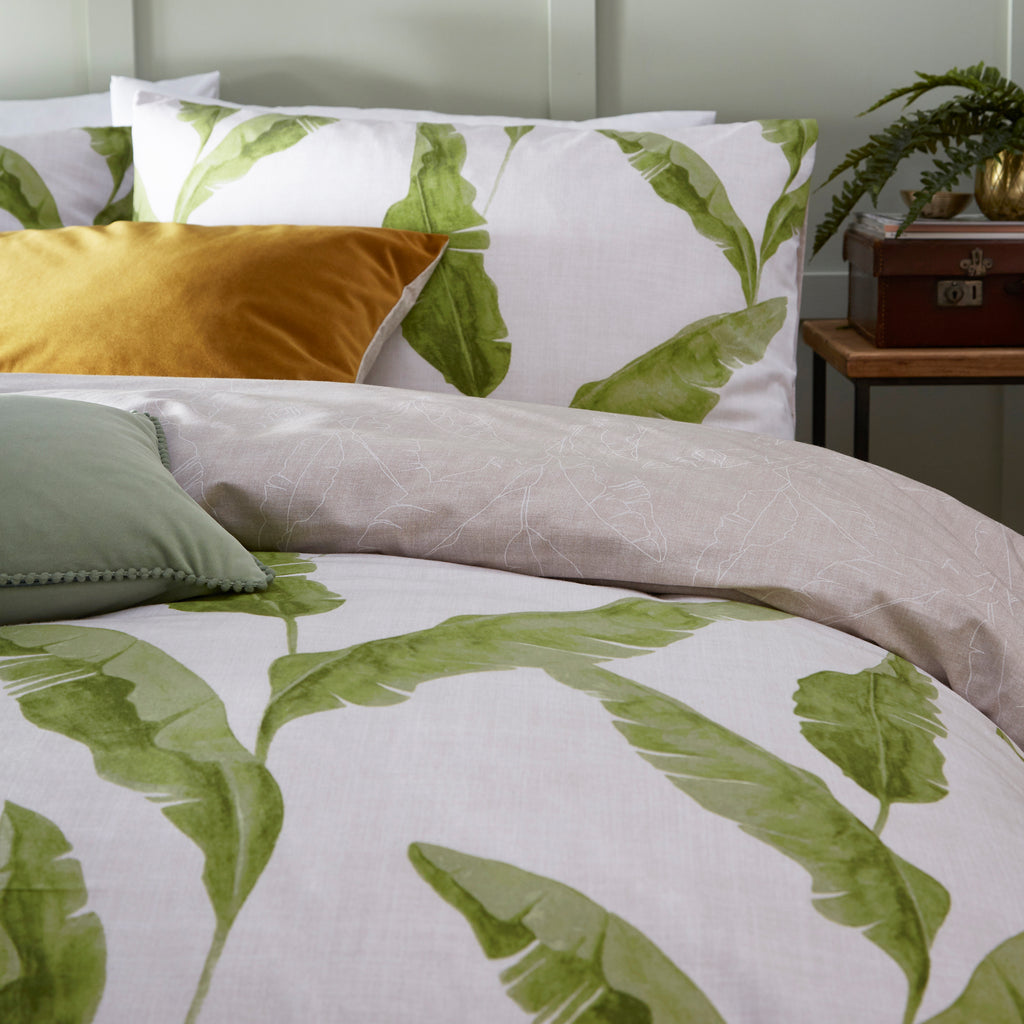 Plantain Duvet Set