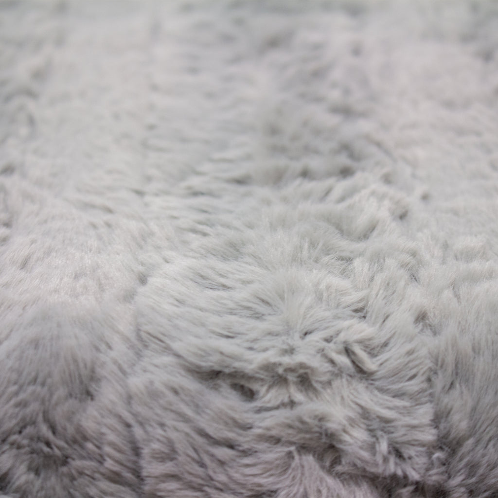 Tundra Throw in Grey