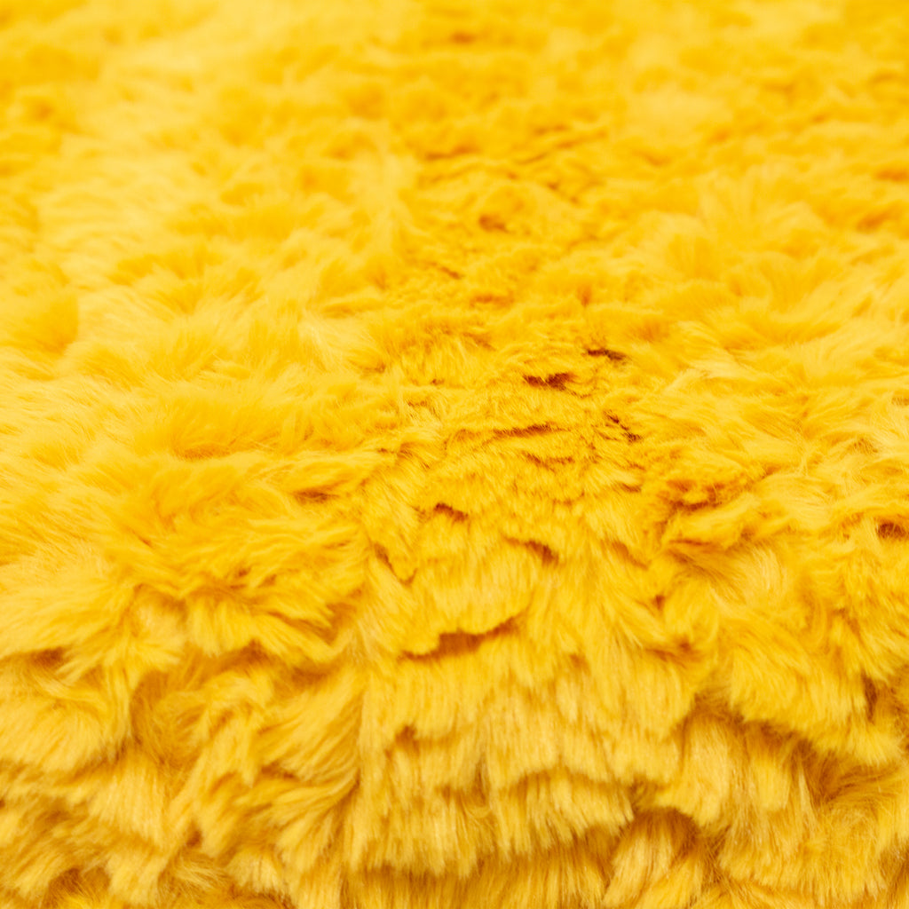 Tundra Throw in Ochre