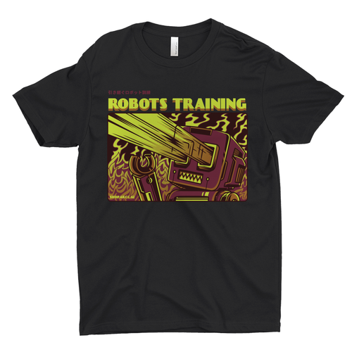 Robots Training T-Shirt