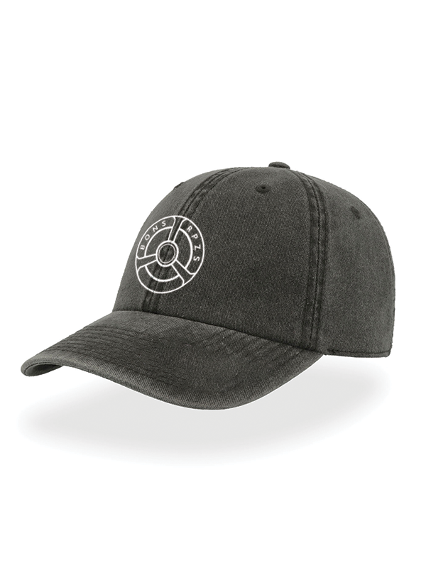 Denim Cap - Wheel design
