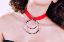 Load image into Gallery viewer, Laila Choker [RED]