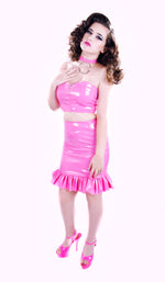 (LIMITED STOCK) Kat Skirt [PINK]