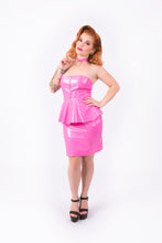 Load image into Gallery viewer, Onika Peplum Dress [PINK]