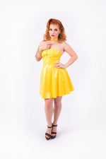 570 Dress [YELLOW]