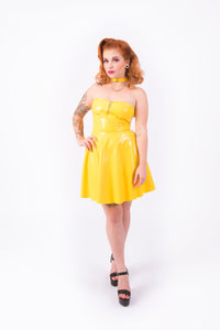 (LIMITED STOCK) 570 Dress [YELLOW]