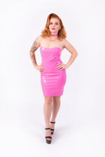 (LIMITED STOCK) What's Good? Bodycon Dress [PINK]