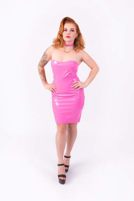 What's Good? Bodycon Dress [PINK]
