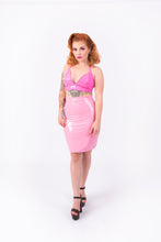 Load image into Gallery viewer, What's Good? Bodycon Skirt [NUDE PINK]