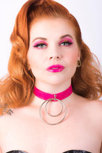 Load image into Gallery viewer, Laila Choker [FUCHSIA]