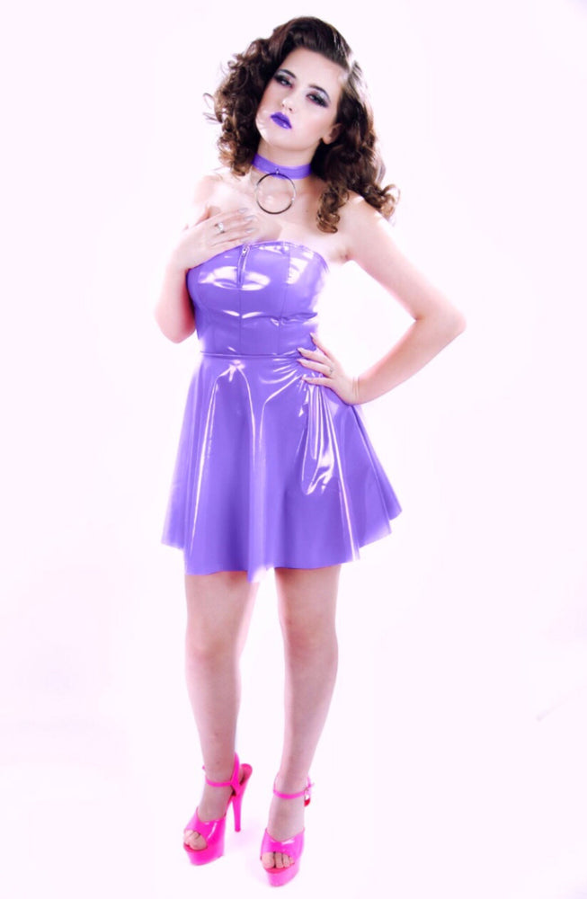 [LOW IN STOCK] 570 Dress [LILAC]